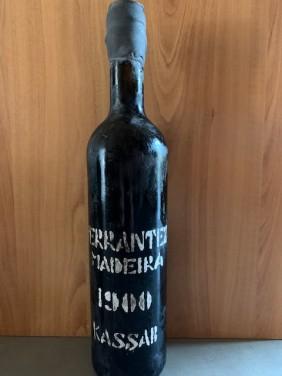 Madeira Kassab Terrantez 1900