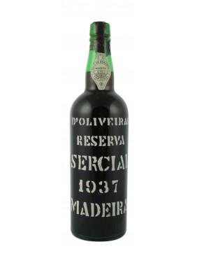 Madère Oliveiras Sercial 1937
