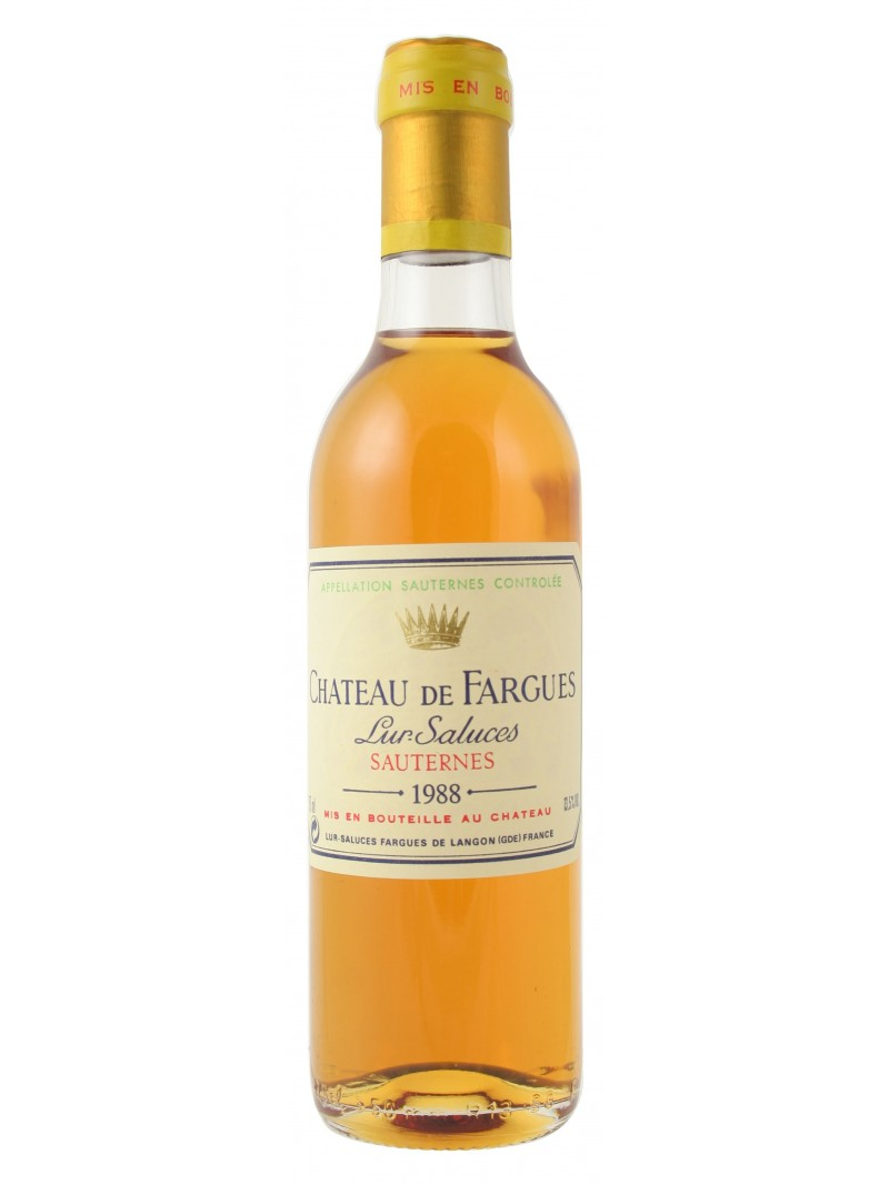 Chateau de Fargues 1988