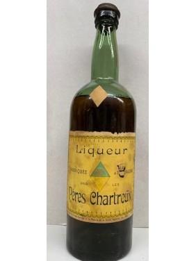 Chartreuse Tarragone Pères Chartreux 100 cl, mise 1903-1921/ 45° vol.