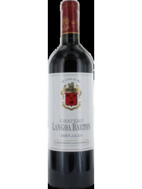 Château Langoa Barton rouge 2018