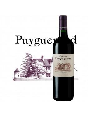 Château Puygueraud AOC 2018